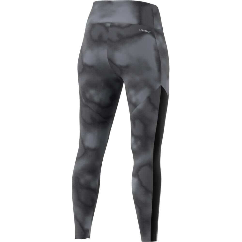 Calza Mujer Adidas Designed To Move Aop 7/8 Tight image number 1.0