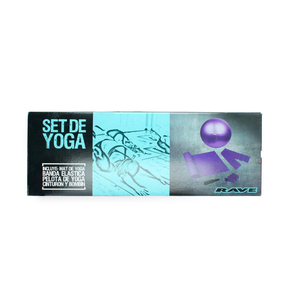 Set De Yoga Rave 1156530466 image number 1.0