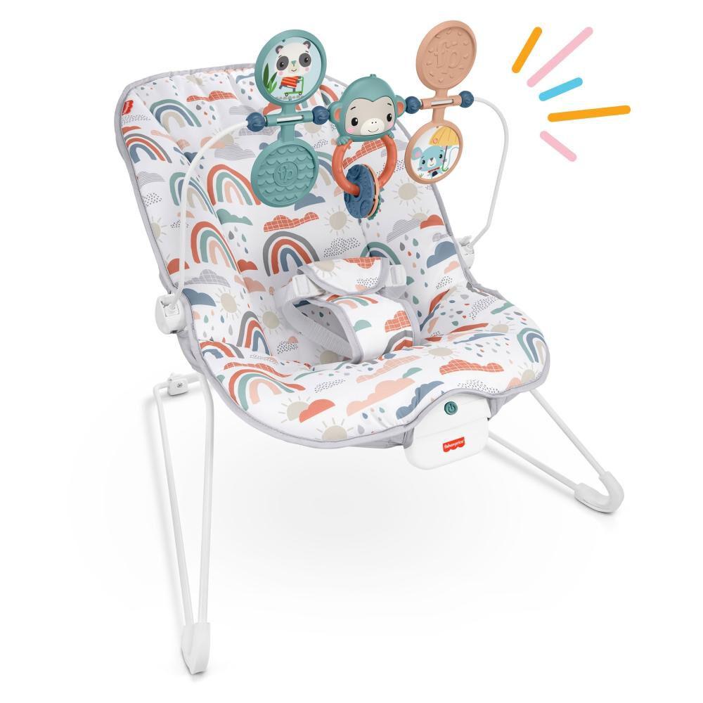 Silla Mecedora Arcoíris Fisher-price Baby image number 0.0