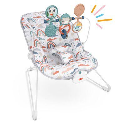Silla Mecedora Arcoíris Fisher-price Baby