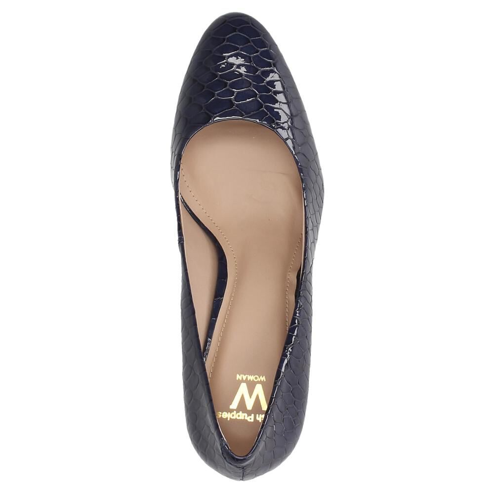 Zapato Con Taco Mujer Hush Puppies image number 3.0