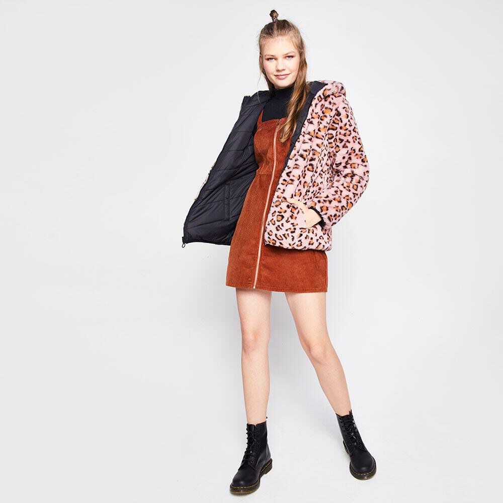 Parka Reversible  Mujer Freedom image number 1.0