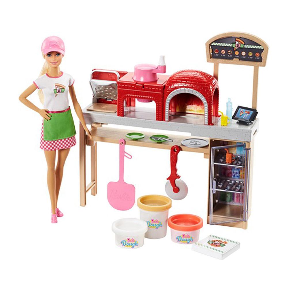 Muñeca Barbie Chef De Pizza image number 0.0