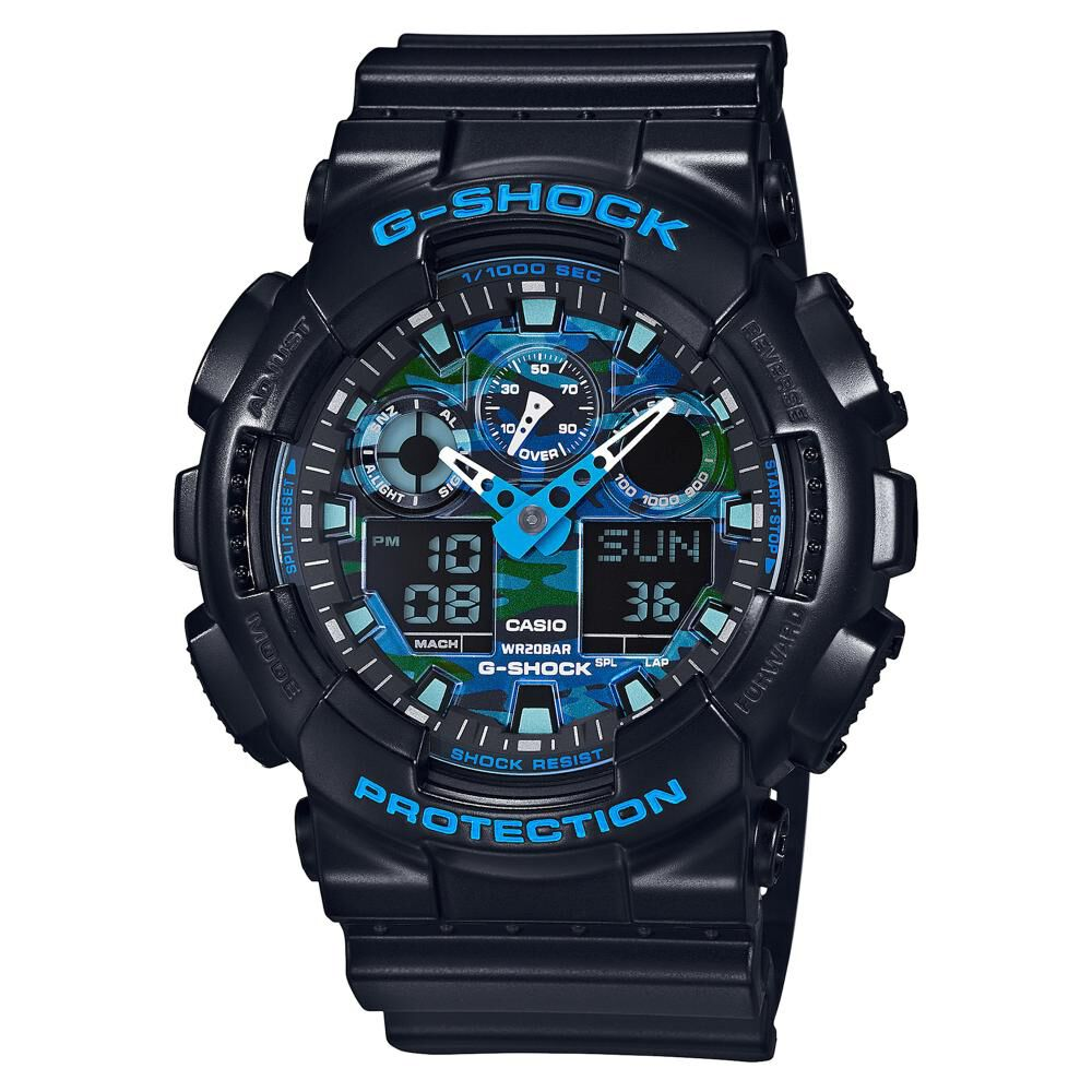 Reloj Hombre G Shock Ga-100cb-1ad image number 0.0