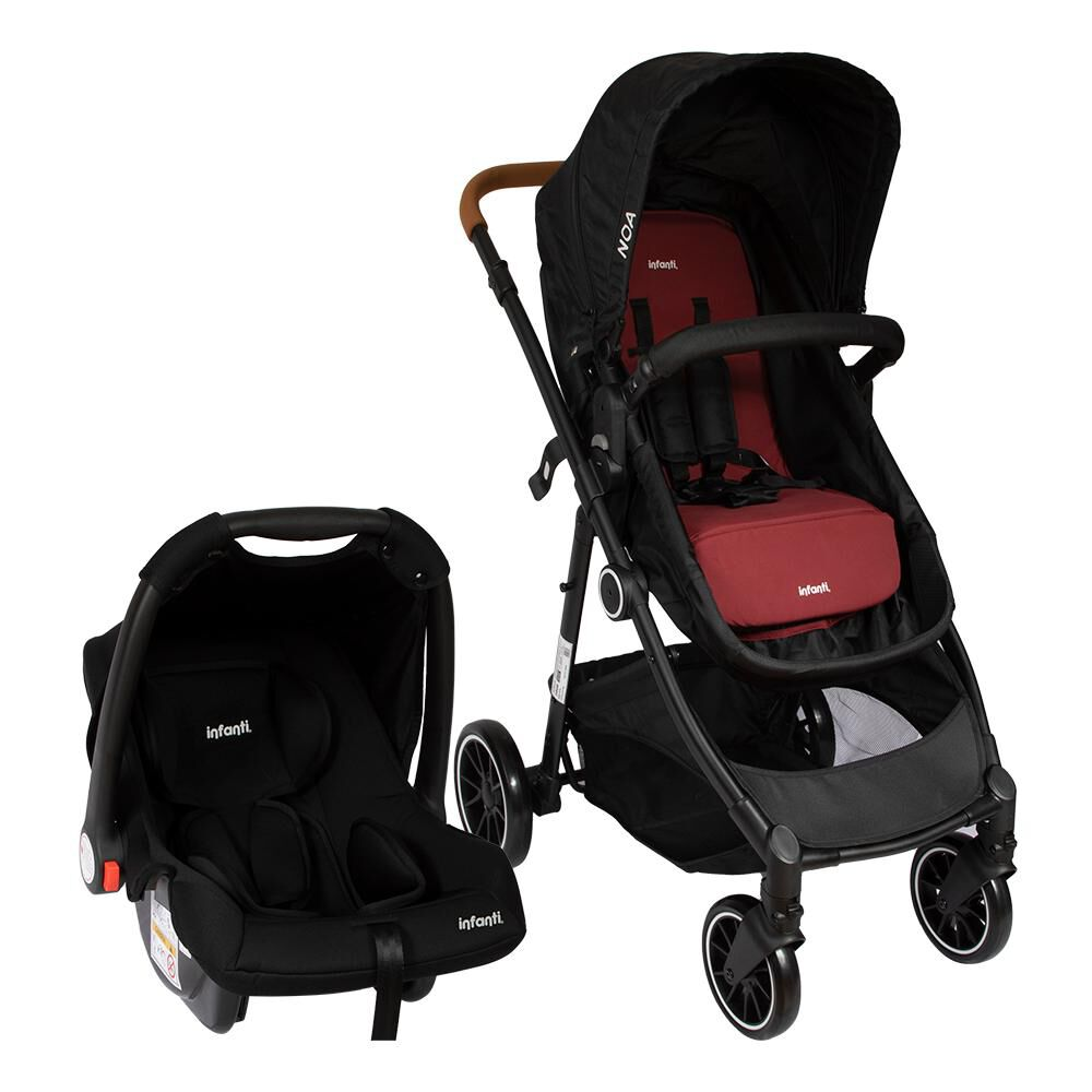 Coche Travel System Noa Infanti image number 0.0