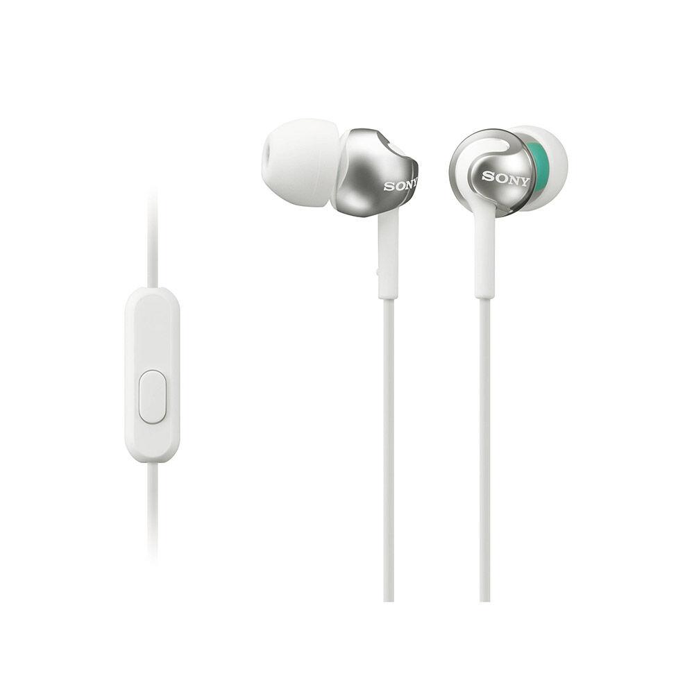Audífonos Sony Mdr-Ex110Ap Blanco image number 1.0