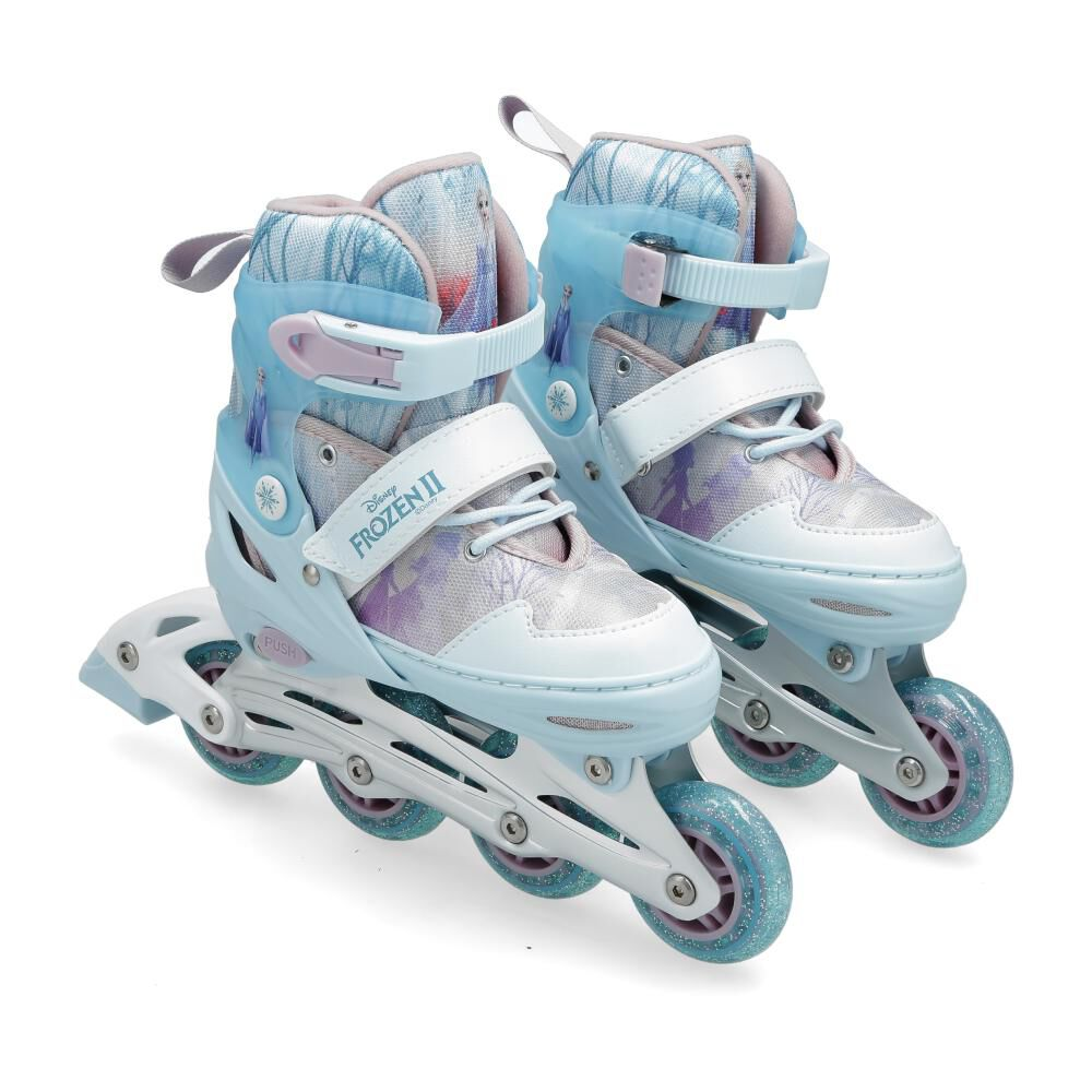 Patines Frozen 2 Top Elsa image number 0.0