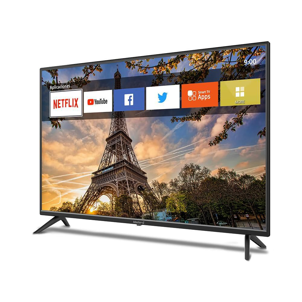 """Led Master G Mgs4008x / 40"""" / Full Hd / Smart Tv image number 4.0"""