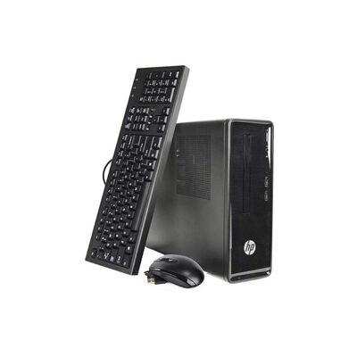 Computador Reacondicionado Hp 290-p0043w / Intel Celeron / 4 Gb Ram / Amd Radeon Graphics / 500 Gb Hdd