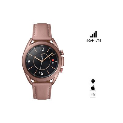 Smartwatch Samsung Galaxy Watch 3 41mm Lte / Rosado  / 8 Gb