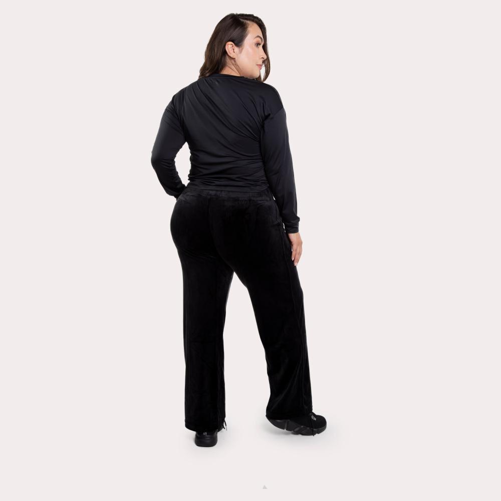 Pantalón De Buzo Mujer Everlast image number 1.0