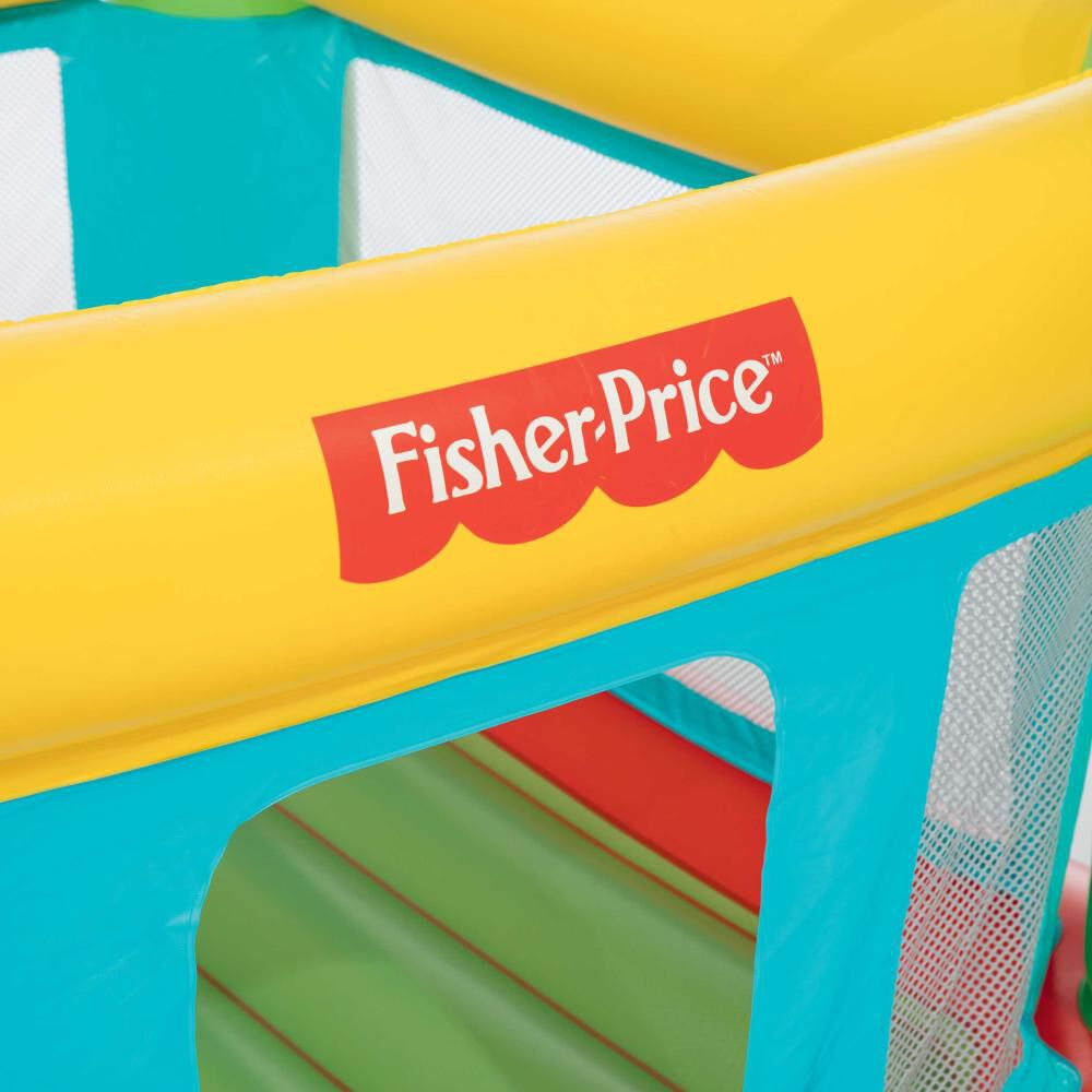 Castillo Inflable Eléctrico Fisher Price Bouncesational image number 3.0
