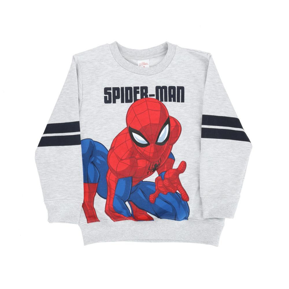 Polerón Niño Spiderman image number 0.0