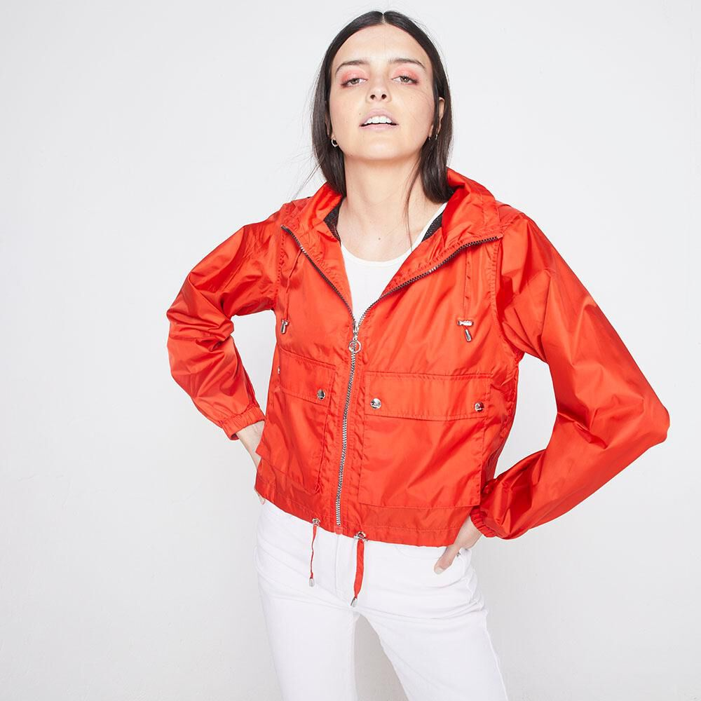 Chaqueta Cortaviento Fulzipper Mujer Freedom image number 4.0