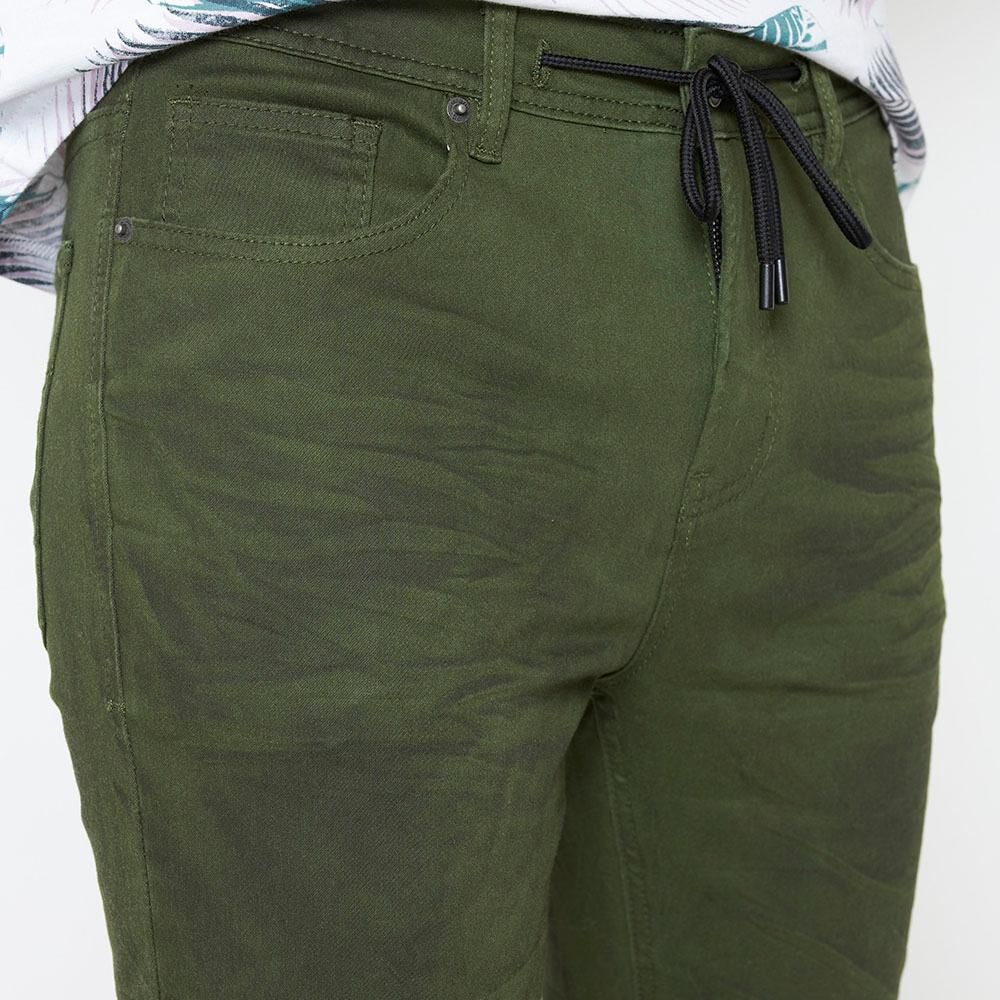 Jeans Jogger Hombre Rolly Go image number 3.0