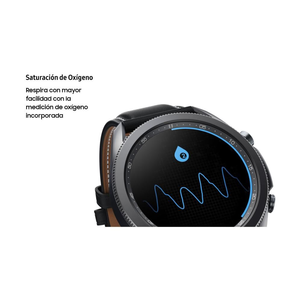 Smartwatch Samsung Galaxy Watch 3 41mm Lte / Rosado  / 8 Gb image number 8.0