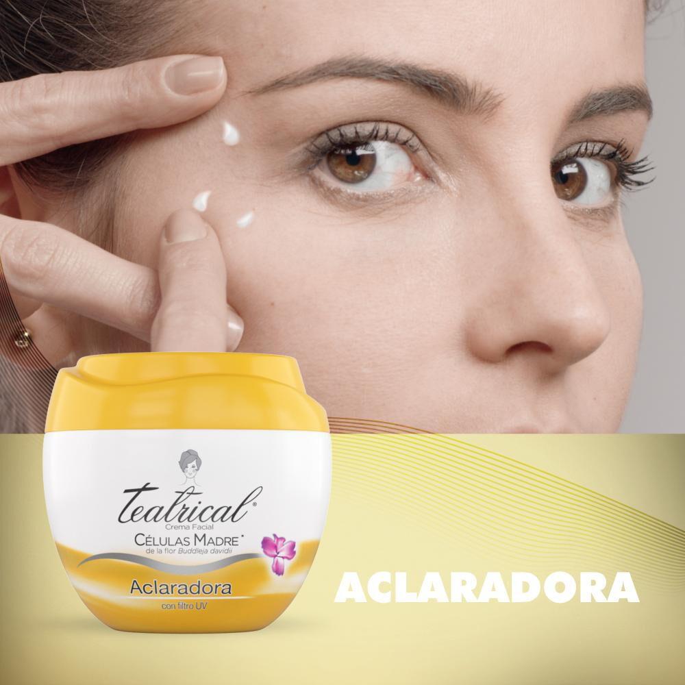 Crema Facial Teatrical / 200 Gr image number 5.0