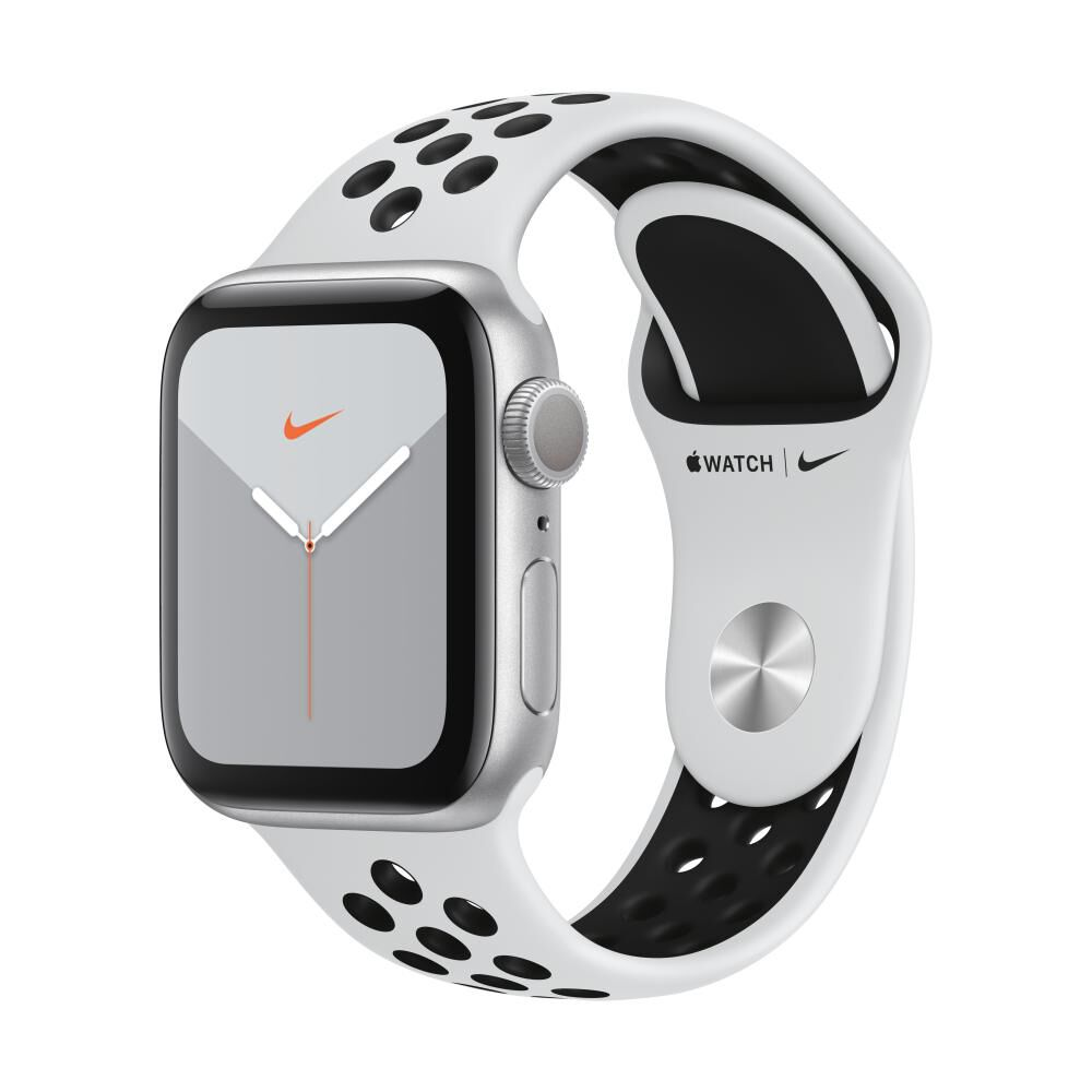 Smartwatch Apple Watch Nike S6 44 MM Gris/Blanco / 32gb image number 0.0