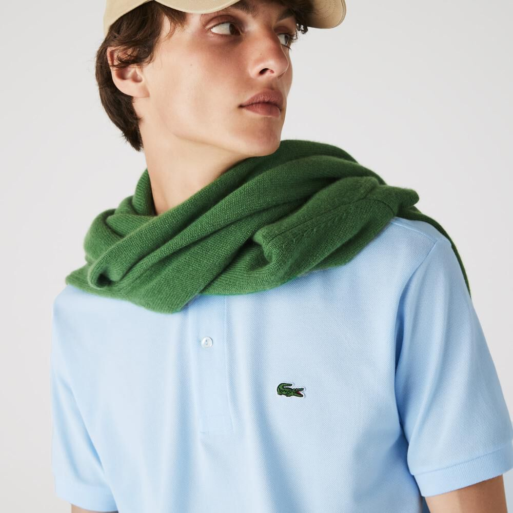 Polera Hombre Lacoste image number 1.0