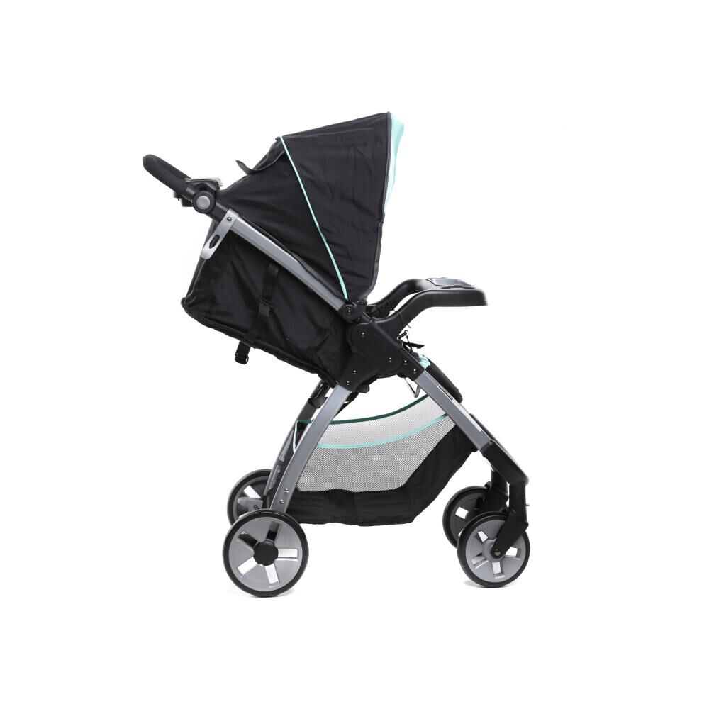 Coche Travel System Amble Lux Black Ice Infanti image number 3.0