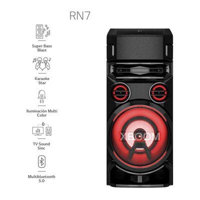 Minicomponente LG XBOOM Torre De Sonido RN7 2020
