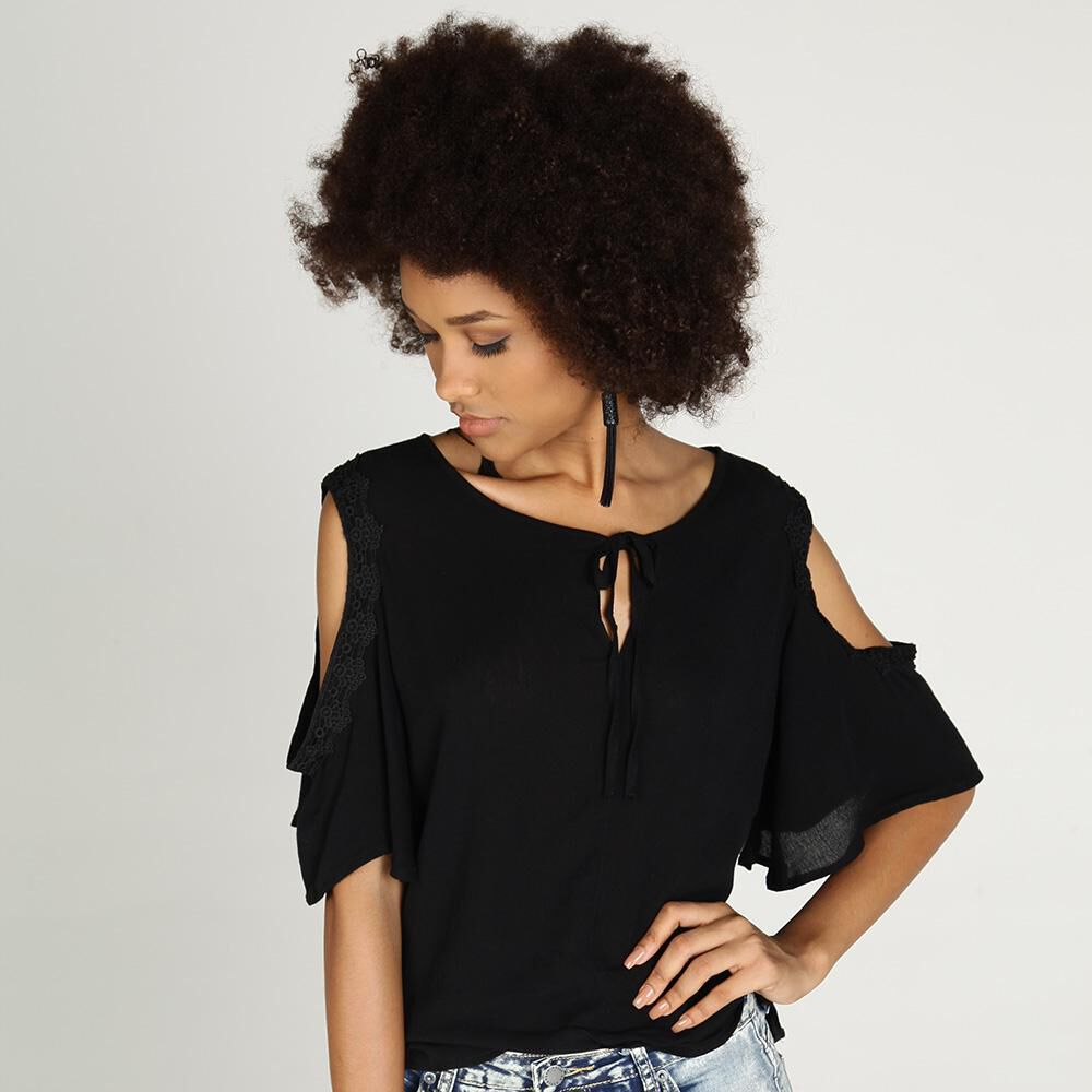 Blusa  Mujer Rolly Go image number 0.0