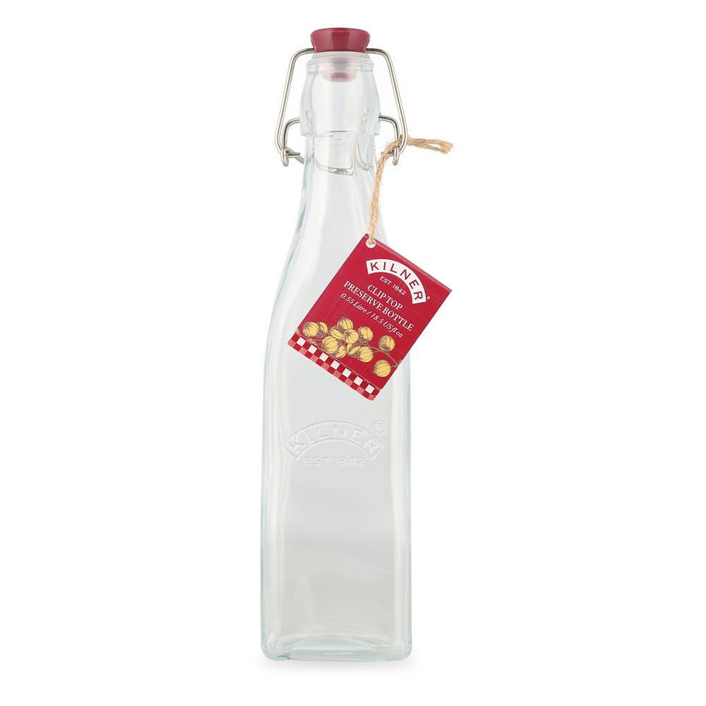 Botella Kilner Tapa Roja 550 Ml image number 0.0