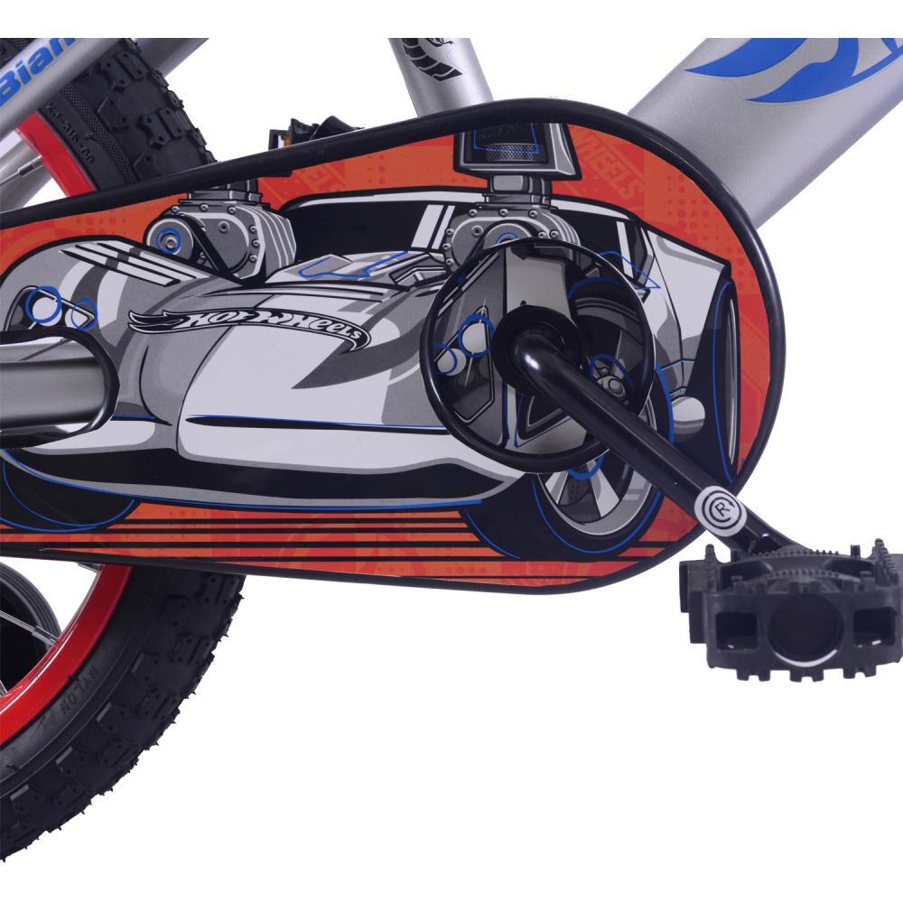 Bicicleta Infantil Bianchi Hot Wheels 16 / Aro 16 image number 1.0