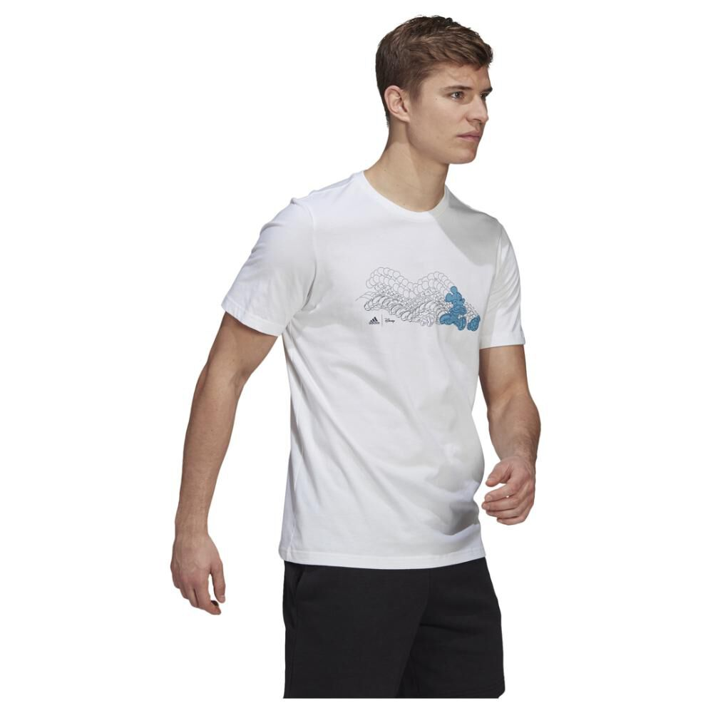 Polera Hombre Adidas Disney Futbol image number 1.0