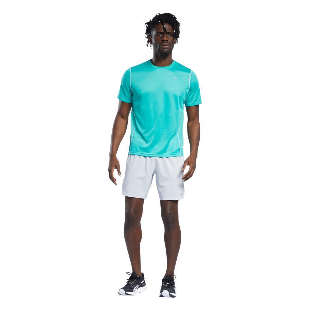 Polera Hombre Reebok Run Essentials Speedwick Short Sleeve Tee image number 0.0