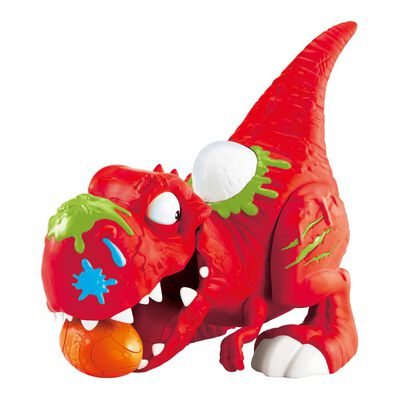 Set De Juguetes Smars Smashers Con Dinosaurio Rex