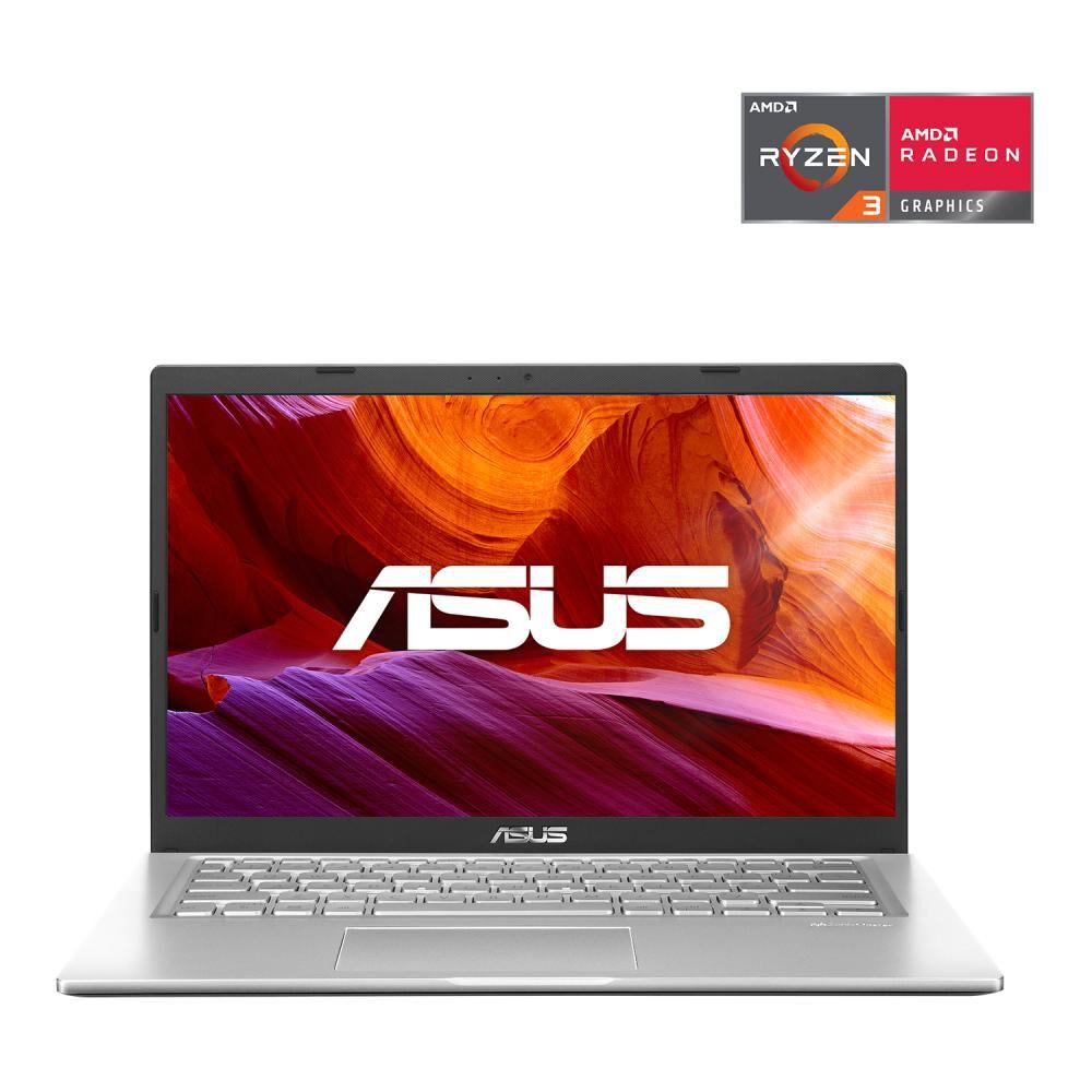 "Notebook Asus M415da-ek844t / Transparent Silver / Amd Ryzen 3 / 4 Gb Ram / Amd Radeon / 256 Gb Ssd / 14 "" image number 1.0"