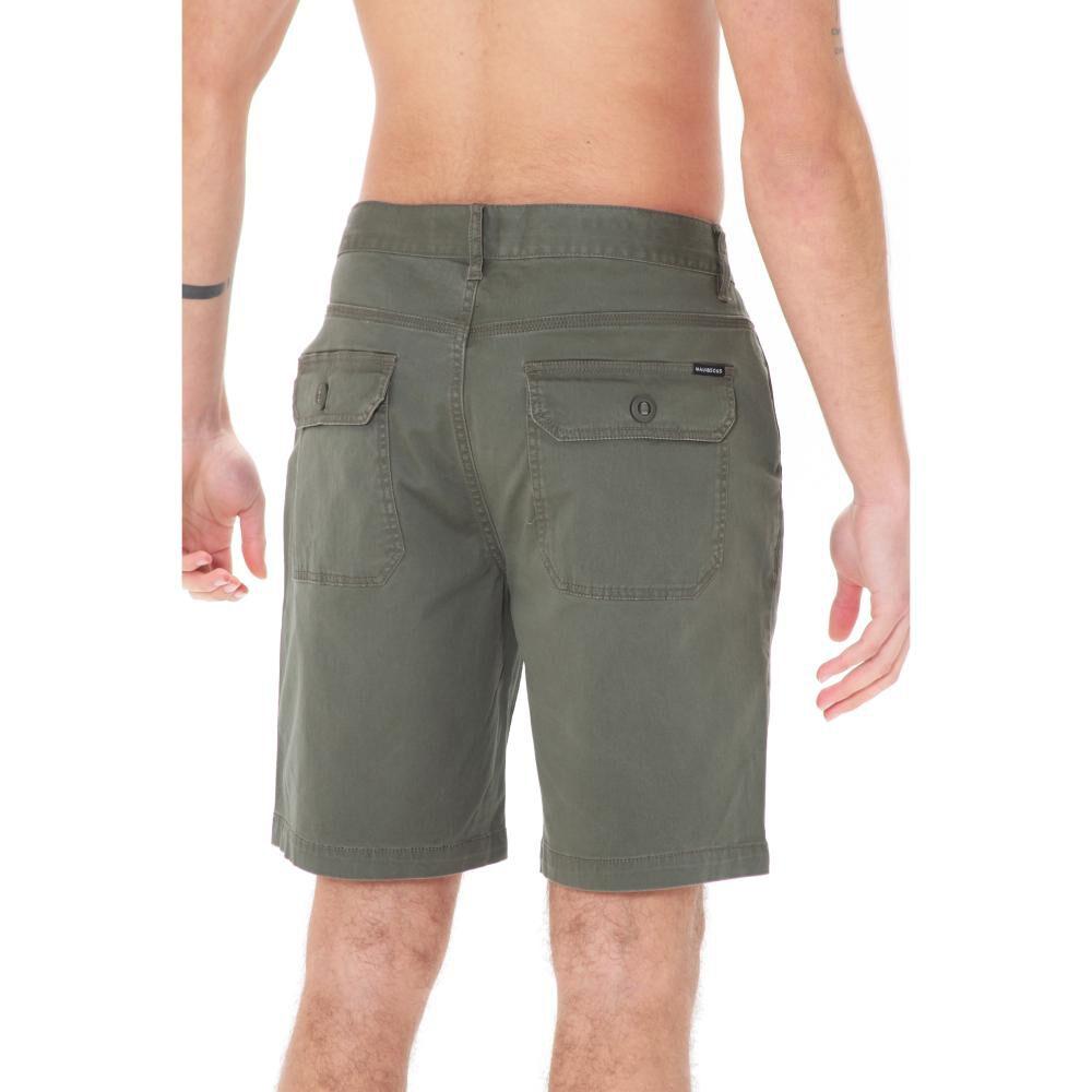 Short Hombre Maui Liso Green image number 1.0