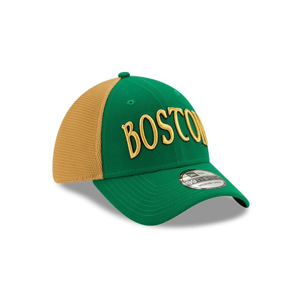 Jockey New Era 3930 Boston Celtics image number 1.0