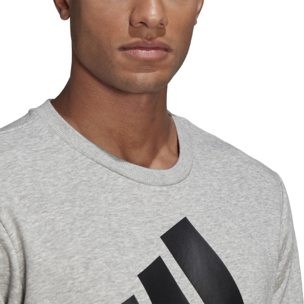 Polerón Deportivo Hombre Adidas Essentials Sweatshirt image number 5.0