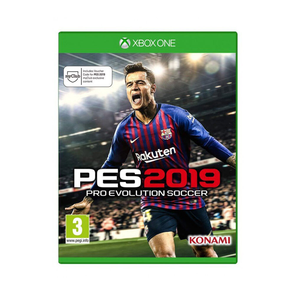 Juego Xbox One Pro Evolution Soccer 2019 image number 0.0