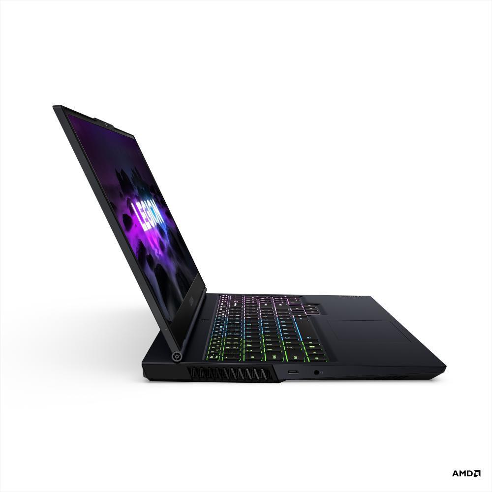 "Notebook Gamer Lenovo Legion 5 15ach6h / Azul Phantom / Amd Ryzen 5 / 8 Gb Ram / Nvidia Geforce Rtx 3060 / 512 Gb Ssd / 15.6 "" image number 9.0"