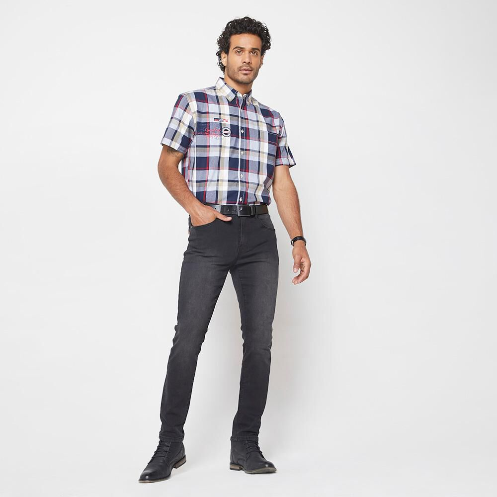 Jeans Hombre Peroe image number 1.0