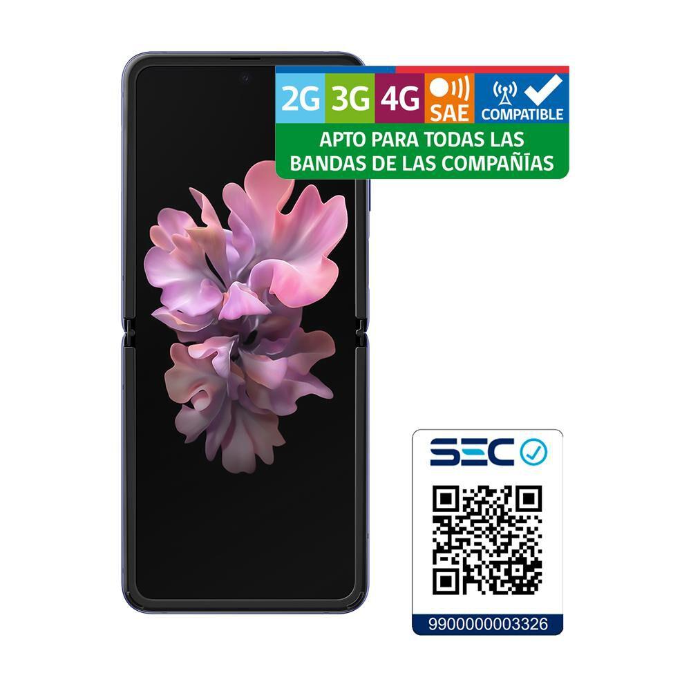Smartphone Samsung Galaxy Z Flip 256 Gb - Liberado image number 2.0