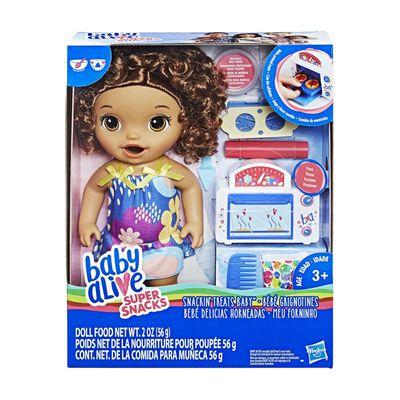 Muñeca Baby Alive Bebé Delicias Horneadas
