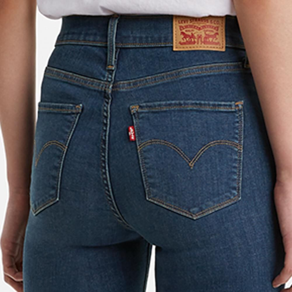Jeans Mujer Super Skinny Tiro Alto Levi's 720 image number 3.0