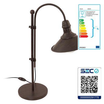 Lámpara De Mesa Eglo 49459
