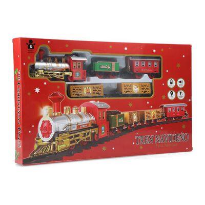 Tren Navideño Hitoys Eaa390339