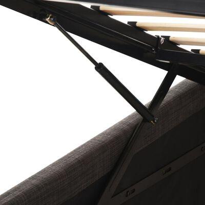 Cama Baúl Cic Excellence Plus / 1.5 Plazas / Base Normal + Velador