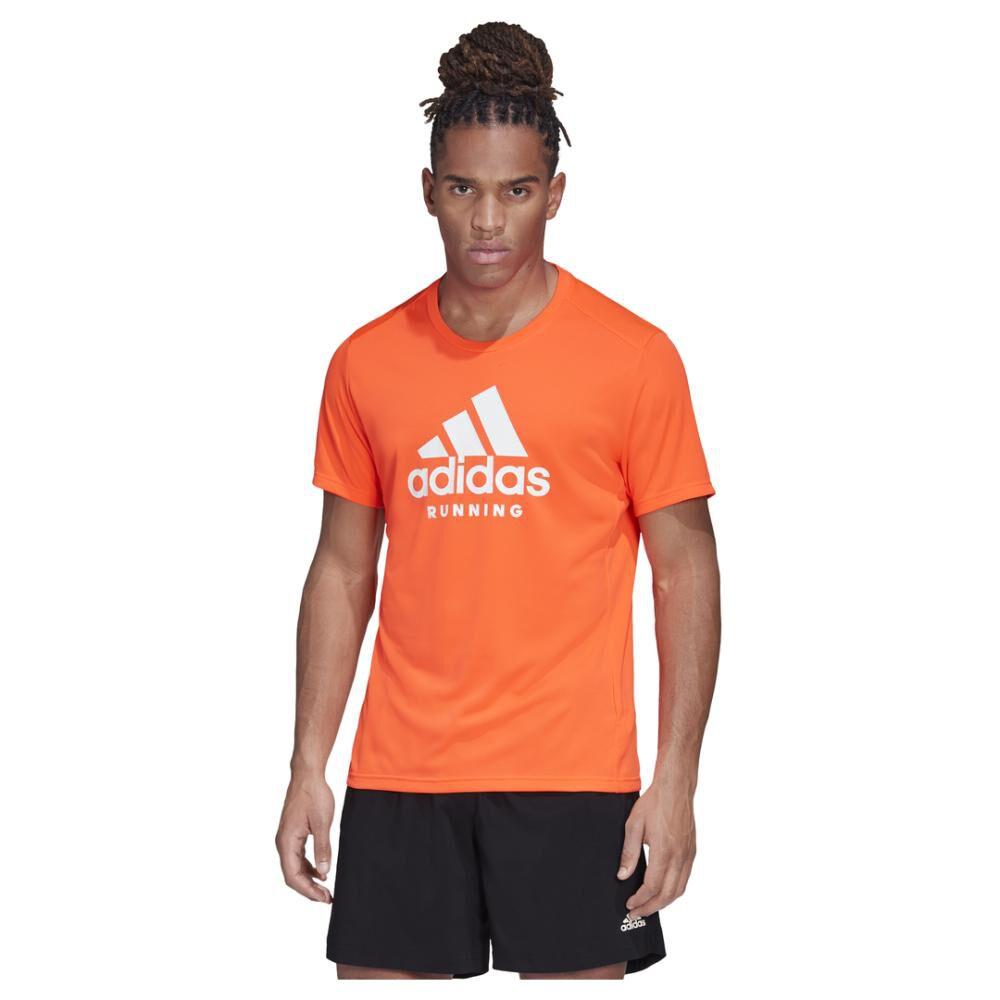Camiseta Unisex Adidas Badge Of Sport Gfx image number 0.0