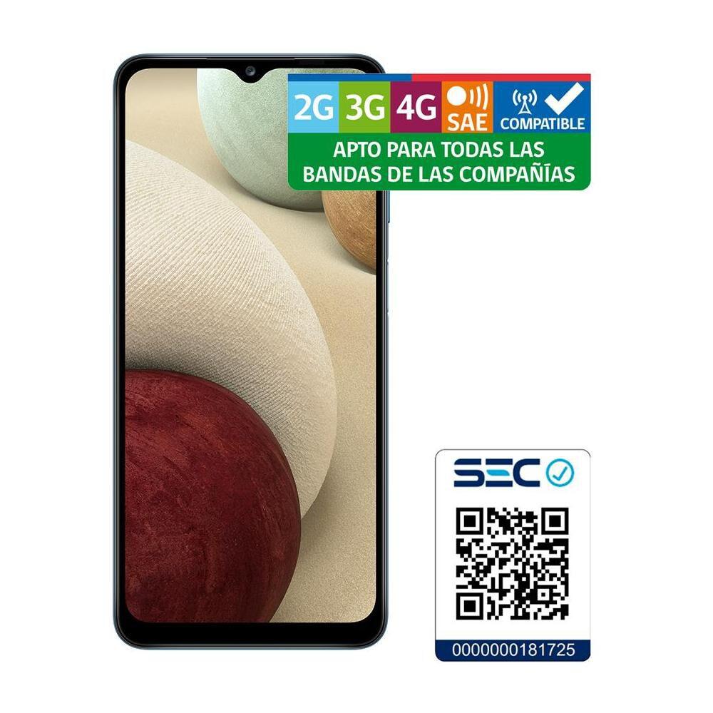 Smartphone Samsung Galaxy A12 128 GB / Liberado image number 10.0