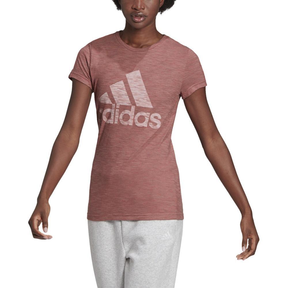 Polera Mujer Adidas Must Haves Winners image number 5.0