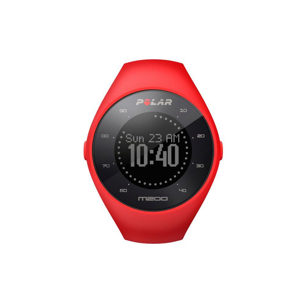 Smartwatch Polar M200  Rojo image number 0.0