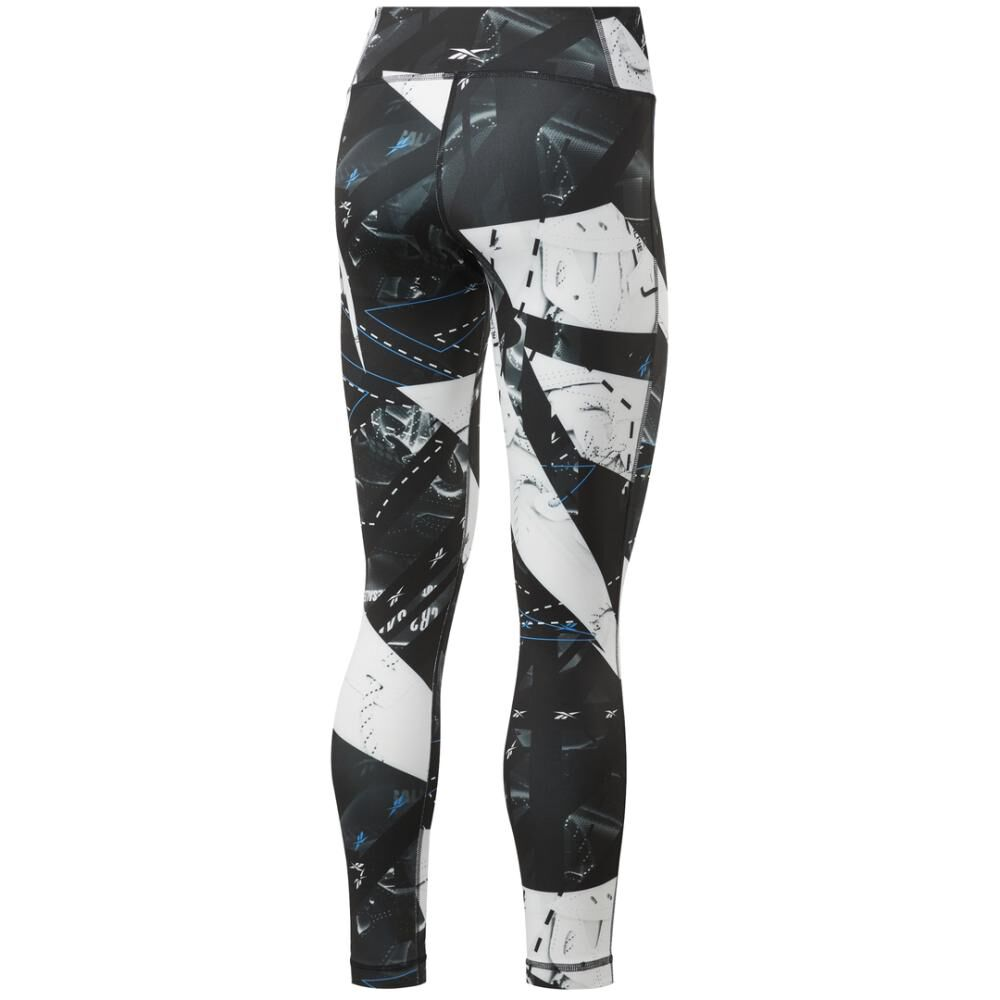 Calza Mujer Reebok Workout Ready Aop image number 6.0