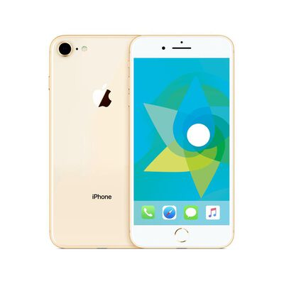 Smartphone Iphone 8 Reacondicionado Dorado 64 Gb  / Liberado